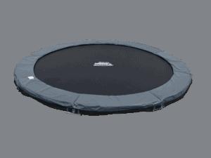 Jumpmaster 430cm trampolin til nedgravning