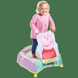 Gurli gris trampolin til de mindste børn