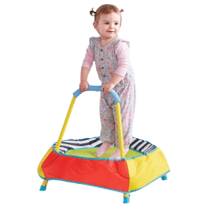 Min første trampolin – billig børnetrampolin (fra 1 år)
