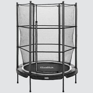 lille indendørs trampolin