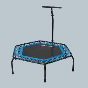 lille trampolin til fitness