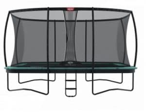 firkantet trampolin - markedets bedste firkantede trampoliner
